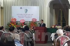Kỷ niệm 100 năm ngày sinh của họa sỹ tài hoa Nguyễn Văn Tỵ