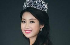 Hoa hậu Đỗ Mỹ Linh làm đại sứ chương trình xoa dịu nỗi đau da cam