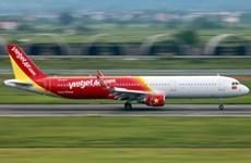 Cổ phiếu của hãng hàng không Vietjet chính thức chào sàn HOSE