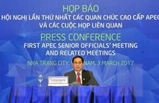 Kết thúc hội nghị SOM 1 APEC 2017 với nhiều kết quả quan trọng