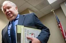 """Ngoại trưởng Nga Sergei Lavrov nói về """"cuộc săn phù thủy"""" ở Mỹ"""