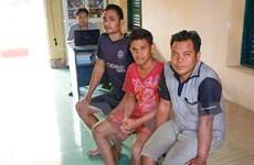 Đưa ba thuyền viên Indonesia bị trôi dạt trên biển vào bờ