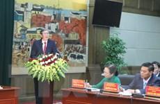 Ông Đinh Thế Huynh: Hải Phòng đã xử lý nghiêm dự án nhạc nước