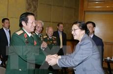 Vun đắp quan hệ hữu nghị đặc biệt và hợp tác toàn diện Việt-Lào