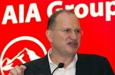CEO tập đoàn bảo hiểm AIA sẽ làm chủ tịch mới của HSBC