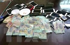 Tuyên án đối tượng người Singapore tổ chức đánh bạc xuyên quốc gia