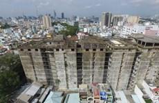 TP Hồ Chí Minh giao quyền cho UBND quận cải tạo chung cư cũ