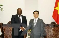 Việt Nam-Angola đẩy mạnh hợp tác về viễn thông, công nghệ thông tin