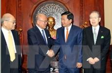 Ông Đinh La Thăng: Thành phố Hồ Chí Minh chào đón doanh nghiệp Nhật