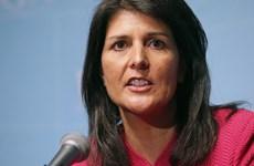 Mỹ yêu cầu LHQ rút lại cáo buộc về việc Israel phân biệt chủng tộc