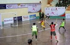 Khởi tranh Giải vô địch quốc gia Futsal HDBank 2017 tại Đà Nẵng