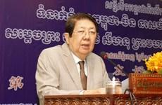 Việt Nam chia buồn về việc Phó Thủ tướng Campuchia Sok An từ trần