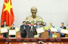 Thủ tướng tiếp các gương mặt trẻ Việt Nam tiêu biểu và triển vọng