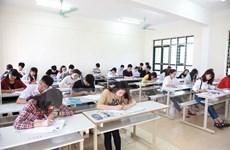 Kỷ luật cô giáo chép bài cho thí sinh trong kỳ thi học sinh giỏi