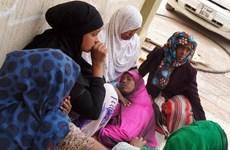 Italy và EU hỗ trợ Lybia trong cuộc chiến chống nạn buôn người