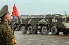 3.000 lính Nga sẽ tập trận tên lửa với hơn 200 vũ khí hạng nặng