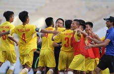 Giải bóng đá U19 quốc gia: U19 Hà Nội tái ngộ U19 PVF ở chung kết