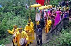 Lễ hội chùa Chân Tiên, khởi đầu cho mùa du lịch biển Hà Tĩnh