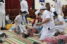 Hơn 40 công nhân ở Nghệ An nhập viện nghi bị ngộ độc thực phẩm