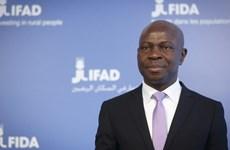 Quỹ Liên hợp quốc hỗ trợ xóa đói giảm nghèo có chủ tịch mới