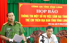 Liên tiếp xảy ra các vụ xâm hại tình dục trẻ em ở tỉnh Vĩnh Long