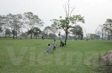 Phó Thủ tướng yêu cầu Hà Nội quy hoạch thêm công viên, bãi để xe