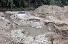 Phạt tới 2 tỷ đồng vi phạm trong lĩnh vực tài nguyên nước, khoáng sản