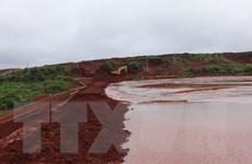 Công bố kết quả quan trắc môi trường khu vực dự án bauxite Tân Rai