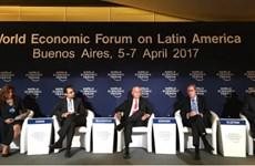 1.200 đại biểu dự Diễn đàn Kinh tế Mỹ Latinh tại thủ đô của Argentina