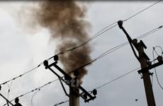 Xưởng nấu bao nilon tái chế ở Đồng Nai gây ô nhiễm môi trường