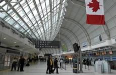 Phát hiện thiết bị nổ giả trong hành lý ở sân bay quốc tế Canada