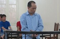 """""""Siêu trộm"""" xe ôtô vào ban đêm ở Hà Nội lĩnh án 16 năm tù giam"""