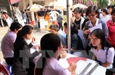 Đã có hơn 49% số thí sinh chọn thi bài tổ hợp Khoa học Xã hội