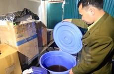 Đình chỉ 40 cơ sở sản xuất rượu vi phạm quy định an toàn thực phẩm