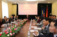 Nâng cao chất lượng, hiệu quả dạy và học tiếng Việt tại Ukraine