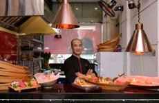 Lễ hội pháo hoa Đà Nẵng mở màn với Không gian ẩm thực ngũ hành