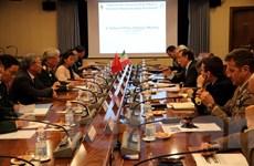 Đối thoại Chính sách Quốc phòng Việt Nam-Italy lần thứ hai
