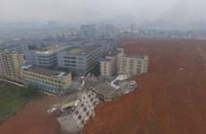 Trung Quốc bỏ tù 20 người liên quan đến vụ sạt lở đất ở Thâm Quyến