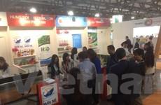 Việt Nam tham gia Hội chợ lớn nhất châu Âu về khách hàng thực phẩm