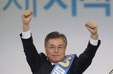 Tổng thống Nga Putin gửi điện chúc mừng tân Tổng thống Hàn Quốc