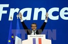 Ông Hollande sẽ chuyển giao quyền lực cho ông Macron vào ngày 14/5