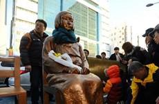 """Nhật muốn tân Tổng thống Hàn Quốc tuân thủ thỏa thuận """"phụ nữ mua vui"""""""
