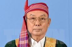 Chủ tịch Thượng viện Myanmar bắt đầu thăm chính thức Việt Nam