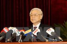 Bài phát biểu của Tổng Bí thư tại phiên bế mạc Hội nghị Trung ương 5