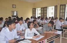 Đà Nẵng tổ chức thi thử THPT quốc gia cho hơn 10.000 học sinh