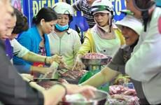 Thịt lợn an toàn vẫn đắt hàng, được người tiêu dùng ưa chuộng