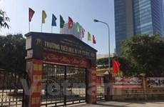Không khởi tố vụ học sinh bị ôtô đâm gãy chân ở trường Nam Trung Yên