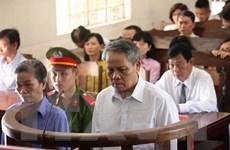 Tuyên phạt nguyên Tổng Giám đốc Công ty mía đường Tây Ninh 10 năm tù
