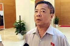 Ông Võ Kim Cự thôi làm nhiệm vụ đại biểu Quốc hội khóa XIV