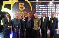 Thông tấn xã Malaysia Bernama long trọng kỷ niệm 50 năm thành lập